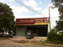 Tôn Hoa Sen chi nhánh Phan Thiết